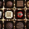 Two-dimentional Code Printed On Chocolate For Mobile Phone Users