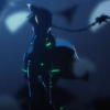 Azure Striker Gunvolt's OVA anime