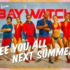 That's a wrap. #Baywatch hits theaters in one year – happy #BayDay!