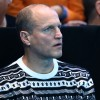 Actor Woody Harrelson attends the Singles Final between Novak Djokovic of Serbia and Andy Murray of Great Britain at the O2 Arena on November 20, 2016 in London, England.