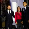 U.S President Barack Obama In Climate Panel Discussion with Leonardo DiCaprio, Dr. Katharine Hayhoe